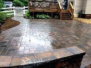 Annapolis Hardscaping Patios