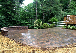 Anne Arundel Patio pavers